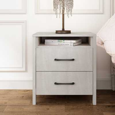 Chivonne 2 - Drawer Nightstand - Wayfair