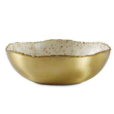 Kenda Enamel Decorative Bowl - Birch Lane