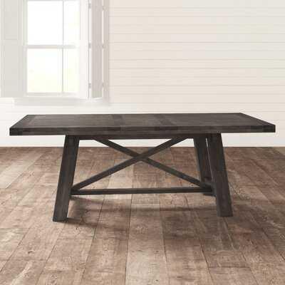 Huntingdon Acacia Solid Wood Dining Table - Birch Lane