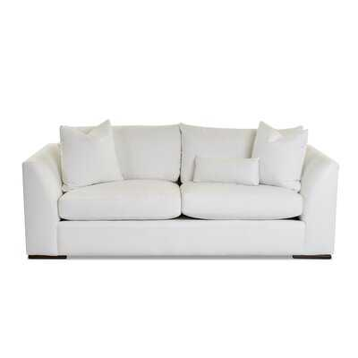 "Nicolette 85"" Flared Arm Sofa - Wayfair"