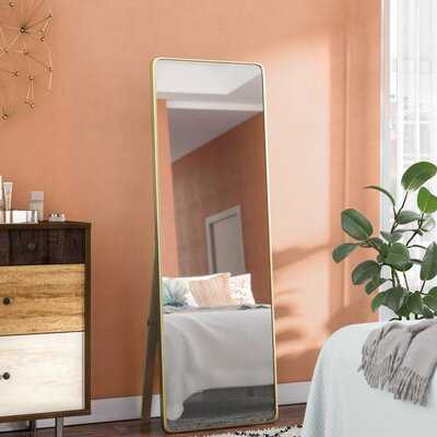 Ayrihanna Modern Full Length Mirror - Wayfair
