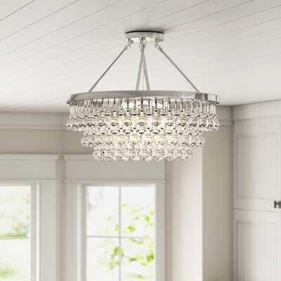 Mcknight 9-Light Semi Flush Mount - Wayfair