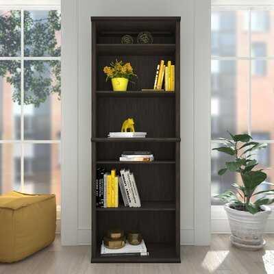 """Ahyanna 64.2"""" H x 23.4"""" W Standard Bookcase - Wayfair"""
