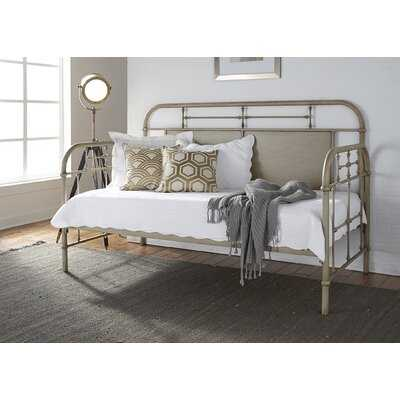 Zion Twin Metal Daybed - Birch Lane