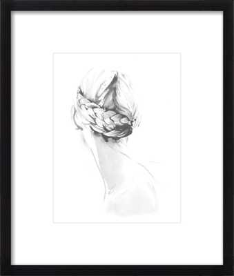 Portrait of a Dancer by Cate Parr for Artfully Walls - Artfully Walls