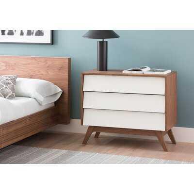Ellenberger 3 Drawer Dresser - AllModern