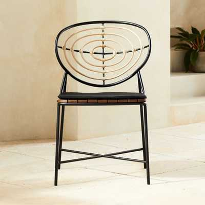 Oval Back Dining Chair - CB2