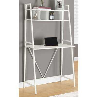 Ernstville Learning/Ladder Desk - Wayfair