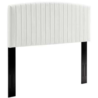 Colunga Upholstered Panel Headboard - AllModern