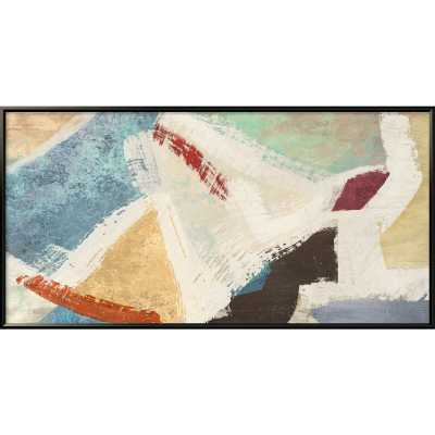 Global Gallery 'Acte' Framed Print on Canvas - Perigold