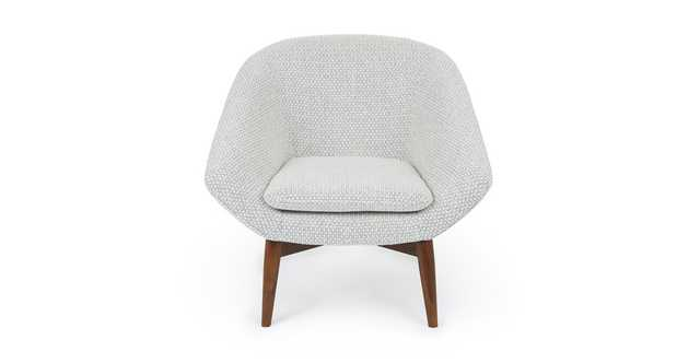 Resa Hartford Boucle Lounge Chair - Article
