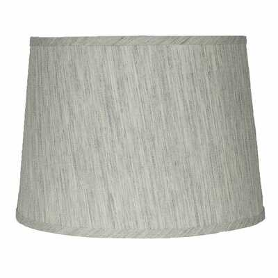 Linen Drum Lamp Shade ( Spider ) - Wayfair
