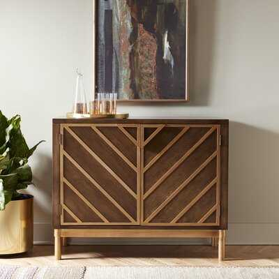 Thame Cocktail Bar Cabinet - Wayfair