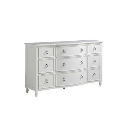 9 Drawer Dresser - Birch Lane