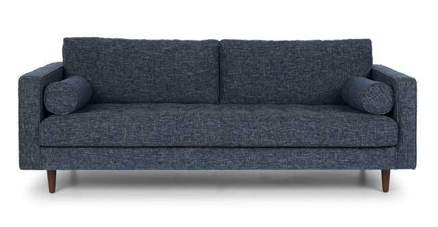 Sven Neptune Blue Sofa - Article