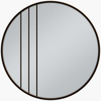 "27.5"" X 27.5"" Antesha Mirror-Ebern Designs - Wayfair"