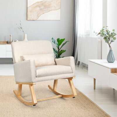 Burlane Rocking Chair - Wayfair