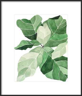 Fiddle Leaf Fig by Emily Grady Dodge for Artfully Walls - Artfully Walls