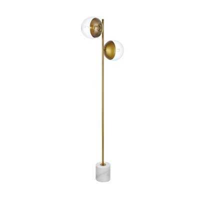 """Emil 63"""" Novelty Floor Lamp - AllModern"""