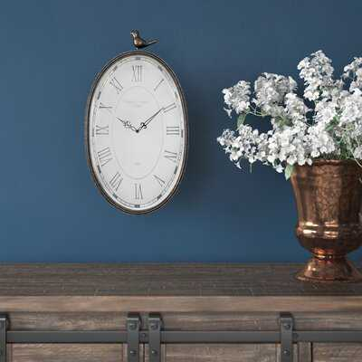 Edmunds Wall Clock - Birch Lane