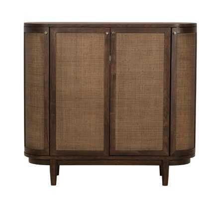 Yazzie Storage 2 Door Accent cabinet - Wayfair