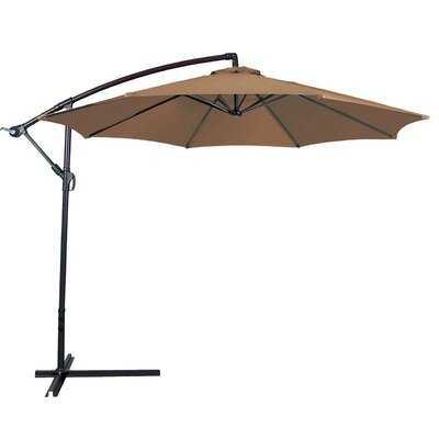 Bormann 10' Cantilever Umbrella - AllModern