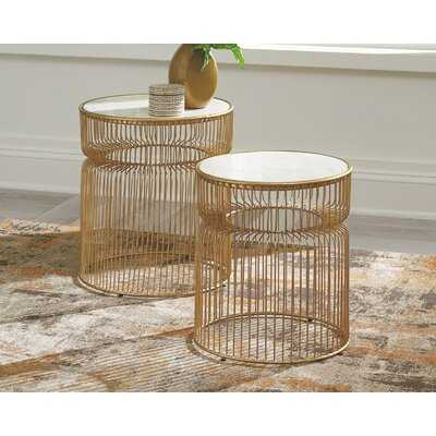 Gregers Frame Nesting Tables - Wayfair