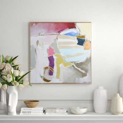 Shadow Catchers 'Catch a Dream' Framed Painting Print - Perigold