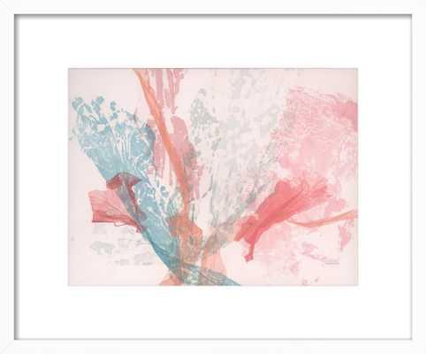 Sea Coral by Jan Sullivan Fowler for Artfully Walls - Artfully Walls