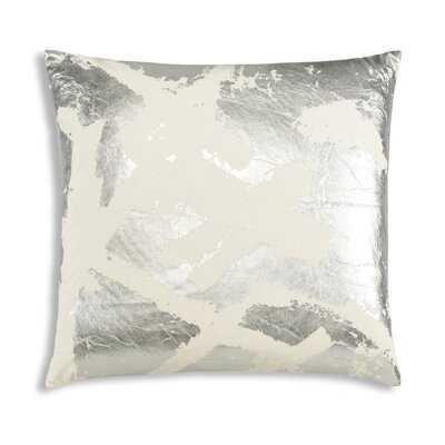 Zara Square Velvet Pillow Cover & Insert - Wayfair