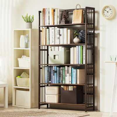 Gisela Etagere Bookcase - Wayfair