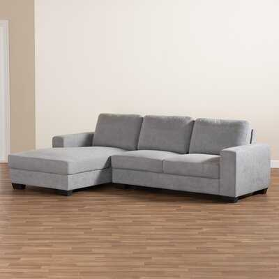 Eckelman Sectional - Wayfair