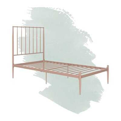 Julianna Platform Bed - Wayfair