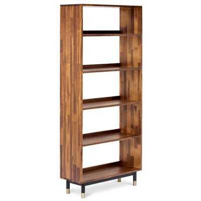 TressaStandard Bookcase - AllModern