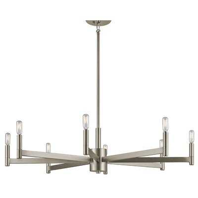 Gavin 8-Light Candle Style Classic / Traditional Chandelier - Wayfair
