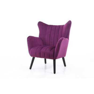 Giovanny Wingback Chair - Wayfair