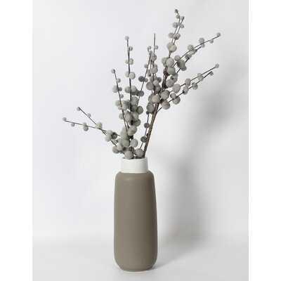 Baillons Ceramic Table Vase - Wayfair