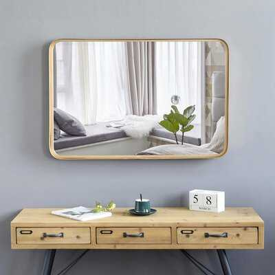 Rashawn Wall Mirror - Wayfair