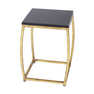 Old World Design Marco End Table - Perigold