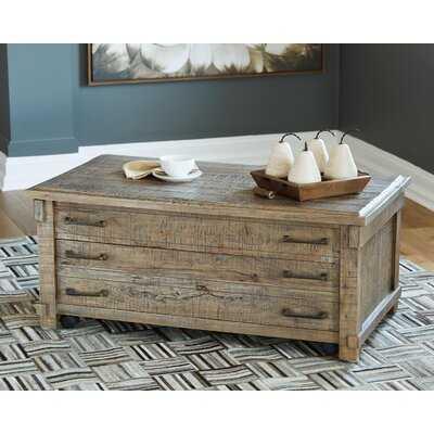 Grondin Lift Top Coffee Table with Storage - Wayfair