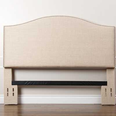 Pine Plains Upholstered Panel Headboard - Wayfair
