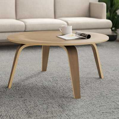 Clementon Coffee Table with Tray Top - AllModern