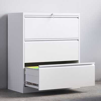 3-Drawer Lateral Filing Cabinet - Wayfair