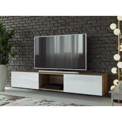 Pothos Floating Mount TV Stand for TVs up to 75 inches - Wayfair