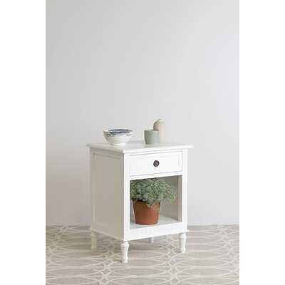 Jaren 1 Drawer Nightstand - Birch Lane
