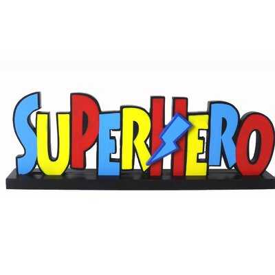 Whiddon Superhero Tabletop - Wayfair