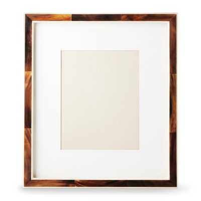 "Horn and Bone Gallery Frames, 8"" x 10"" - Williams Sonoma"