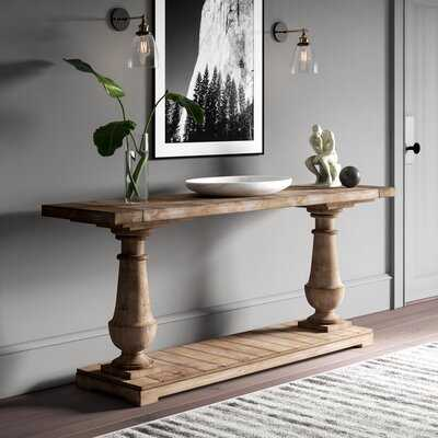 Hinsdale Console Table - Wayfair