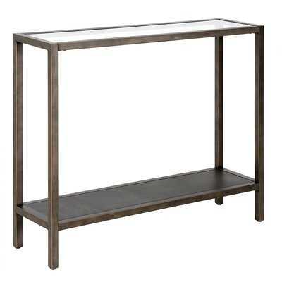 """Longmeadow 36"""" Console Table - Wayfair"""
