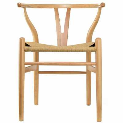 Juana Windsor Back Arm Chair - Wayfair